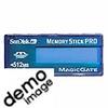 SanDisk Memory Stick Pro 512MB Blue